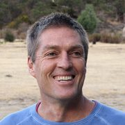 Auswalk owner Brett Neagle guiding on the Great Ocean Walk