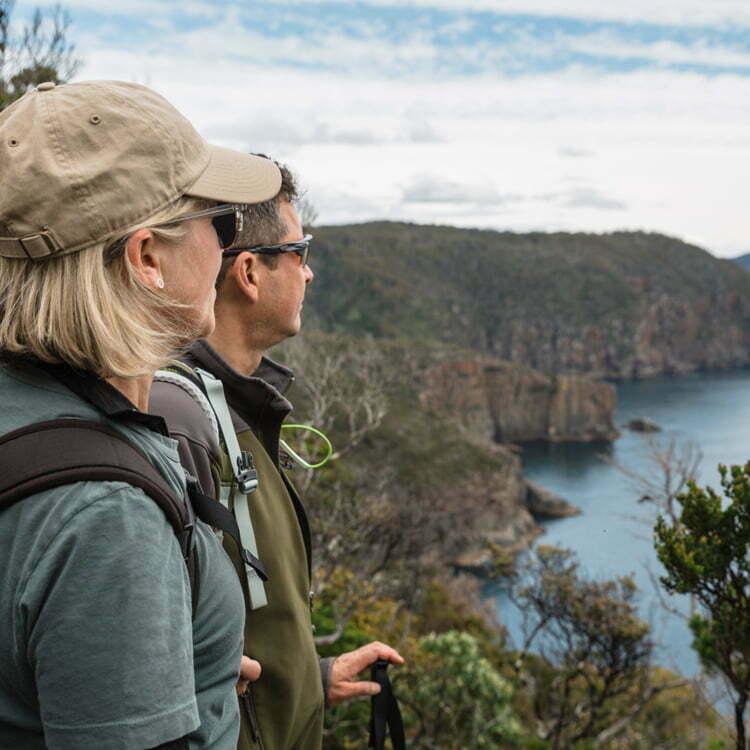 canoe bay tasman peninsula