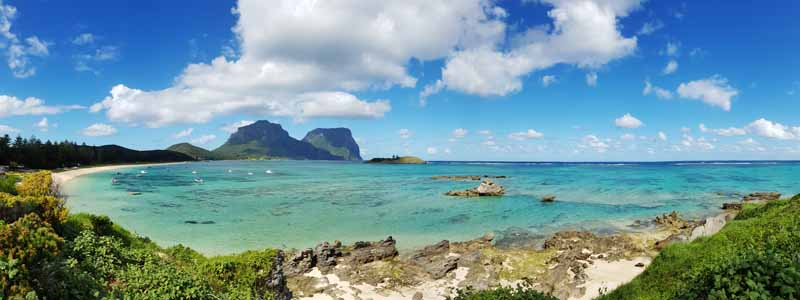 Culinary Grace on A Lord Howe Island Walking Trip
