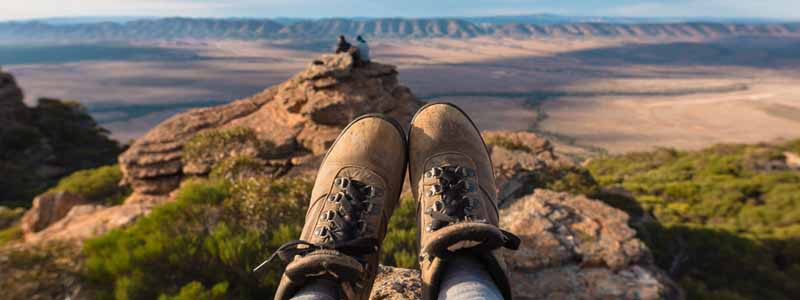 Blister free feet are key to any hike