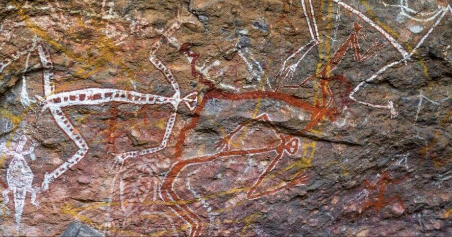 aboriginal rock art kakadu