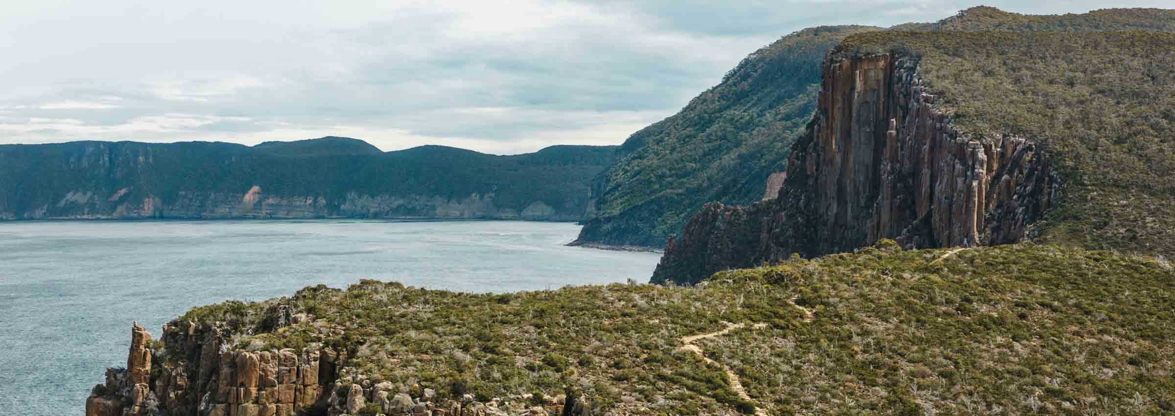 tasman peninsula walks